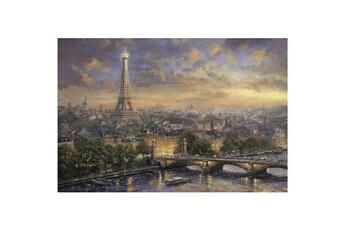 Puzzles Schmidt Puzzle 1000 pièces : paris : la ville de l'amour