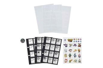 Recharges de pages Album Collector Yokai Watch
