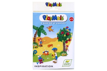 Peinture et dessin Playmais Playmais livre : inspiration n°3