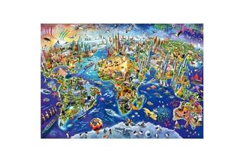 Puzzles Schmidt Puzzle 1000 pièces : découvre notre monde