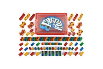 Meccano KLEIN Jeu de construction manetico : bac 104 pièces