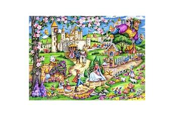 Puzzles Schmidt Puzzle 100 pièces : monde féerique