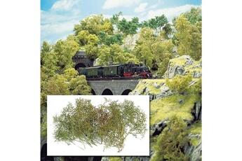 Accessoires pour maquette Busch Kit végétation pour construire des arbres