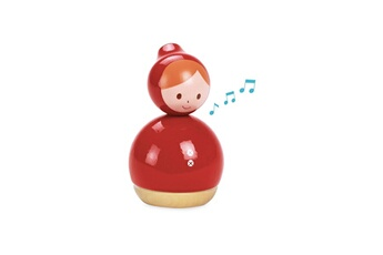 Boite à musique VILAC Boîte à musique : chaperon rouge par shinzi katoh