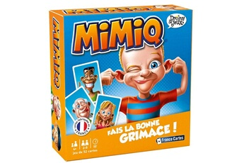 Jeux en famille France Cartes Mimiq