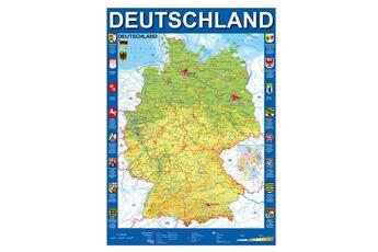 Puzzles Schmidt Puzzle 1000 pièces : cartes de l'allemagne