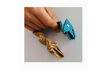 Peinture et dessin AU SYCOMORE Pochette créative : 1er origami animaux