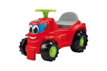 Véhicule à pédales ECOIFFIER Porteur tracteur rouge