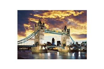 Puzzles Schmidt Puzzle 1000 pièces : tower bridge, londres