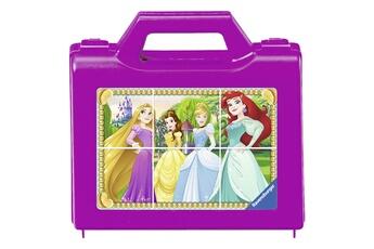 Puzzles RAVENSBURGER Puzzle 6 cubes : princesses disney : merveilleuses princesses