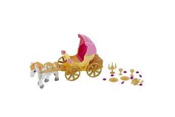 Poupées KLEIN Figurine princess coralie : le carrosse