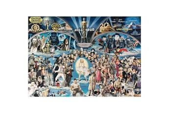 Puzzles Schmidt Puzzle 1000 pièces : hollywood