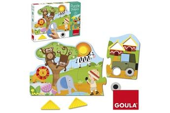 Puzzles Goula Puzzle : safari