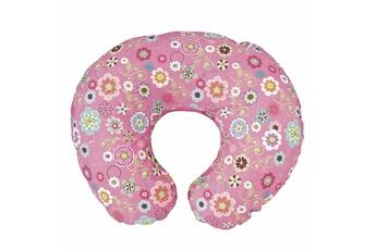 Coussin d'allaitement Chicco Coussin d'allaitement chicco boppy avec housse coton wild flowers