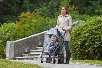 Accessoire poussette Chicco Habillage pluie universel pour poussette chicco deluxe