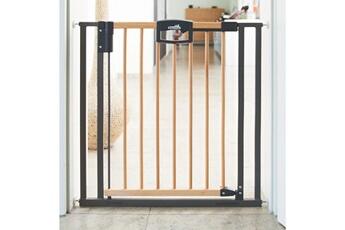 Barrière de sécurité bébé Geuther Barrière de sécurité pour portes geuther easylock wood 68 - 76 cm sans perçage