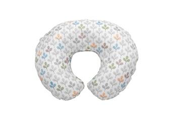 Coussin d'allaitement Chicco Housse coton pour coussin d'allaitement chicco boppy silverleaf