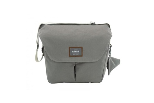 Beaba Sac à langer 'vienne ii smart colors' béaba - taupe