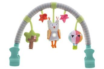 Arche d'éveil Taf Toys Arche musicale de poussette hibou taf toys