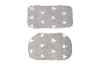 Chaise haute ROBA Coussin pour chaisse haute collection  little stars  roba 5375658c80c9