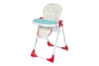 Chaise haute SAFETY 1ST Chaise haute évolutive safety 1st 'kiwi' - rouge
