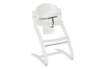 Chaise haute ROBA Chaise haute move up roba en bois blanc