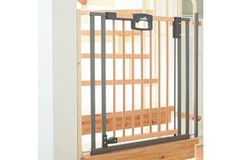 Barrière de sécurité bébé Geuther Barrière de sécurité pour escalier geuther easylock wood 84,5 - 92,5 cm sans perçage