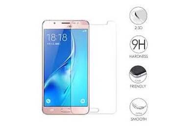 Protection Ecran Smartphone Ptp Verre Trempe Samsung J1 Mini 9h Pose Facile Coque Silicone Transparente