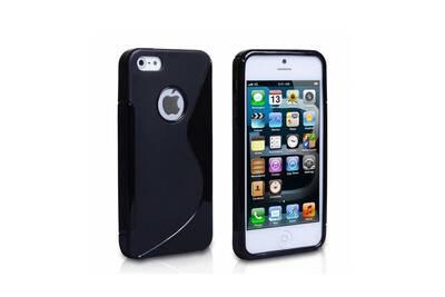 coque gel iphone 5