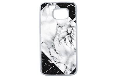 coque samsung galaxy s6 marbre blanc