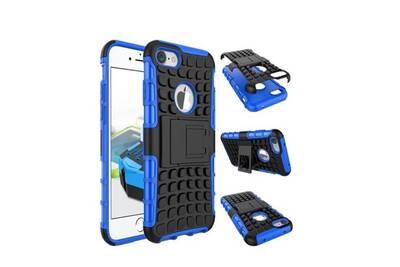 coque antichoc iphone 8 plus bleu