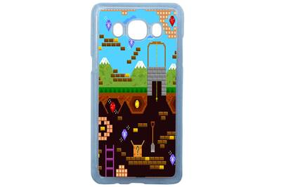 coque smartphone lapinette coque rigide geek jeux video 3 pour samsung galaxy j7 2016 darty. Black Bedroom Furniture Sets. Home Design Ideas