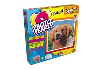 Autres jeux créatifs Goliath Kit photo pearls : chien