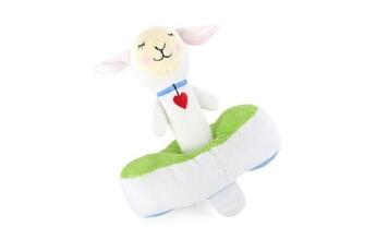 Jouets premier âge SMALL FOOT Hochet mouton lotta