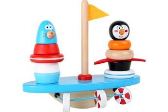 Jouets premier âge SMALL FOOT Balancier jouet à encastrer pôle sud
