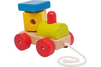Jouets premier âge SMALL FOOT Locomotive à tirer «tuck»
