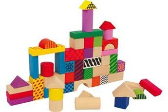 Jouets premier âge SMALL FOOT Blocs de construction «philippe»