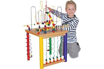Jouets premier âge SMALL FOOT Circuit de motricité «table de jeu»