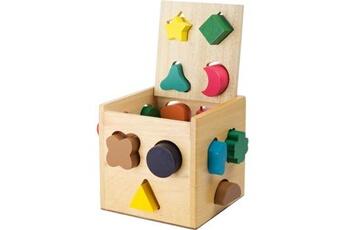 Jouets premier âge SMALL FOOT Cube à formes