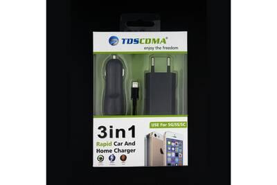 Chargeur pour iPhone Shot Case Pack chargeur pour iphone se