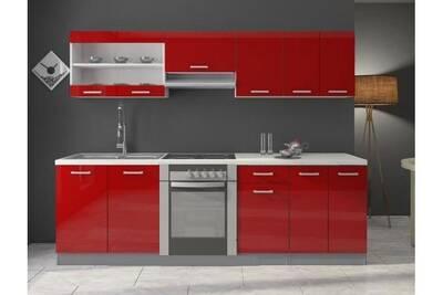 Meuble de cuisine m6 011 1482 baltic meubles meubles - Meuble de cuisine a conforama ...