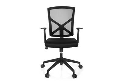 Tissu Maille Bureau Gy100 Startec Noir Chaise De n08wOPkX