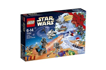 Figurines personnages Lego Lego® 75184 star wars™ : calendrier de l'avent