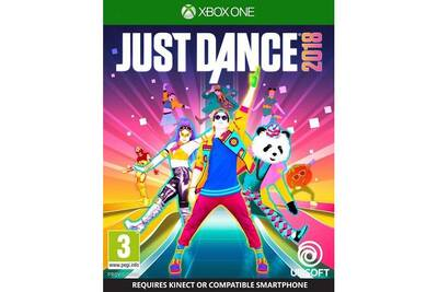 jeux xbox one ubisoft just dance 2018 xbox one darty. Black Bedroom Furniture Sets. Home Design Ideas