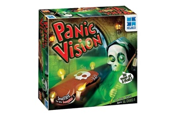 Megableu - Panic Vision