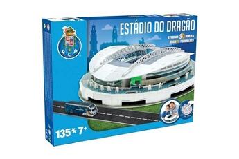 Puzzles Mega Bleu Puzzle 3d 135 pièces : stade de foot : le stade du dragon (fc porto)