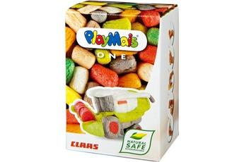 Pâte à modeler et bougie Playmais Playmais one : moisonneuse claas 16