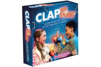 Jeux en famille TF1 Games Clap the light