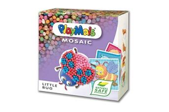 Peinture et dessin Playmais Playmais mosaïque : petits insectes