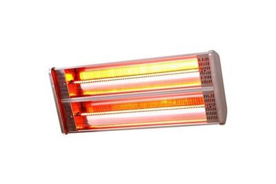 Chauffage infrarouge Favex Chauffage extérieur infrarouge halogène riva 2000 - 2000w